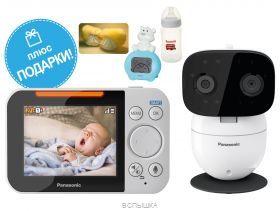 Видеоняня Panasonic KX-HN3001RUW_podarok