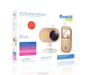 Видеоняня Ramili Baby RV1200X3