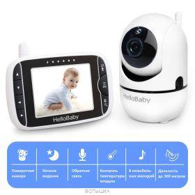 Цифровая видеоняня HelloBaby HB65